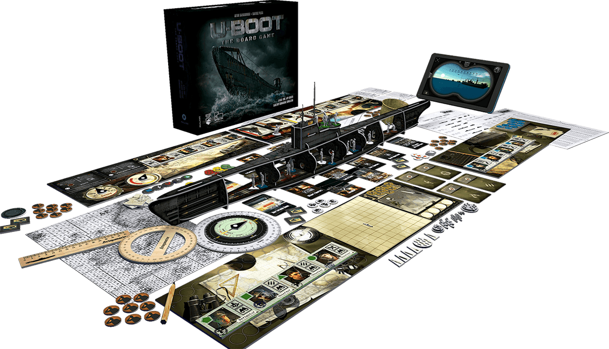U-Boot The Board Game - graphics